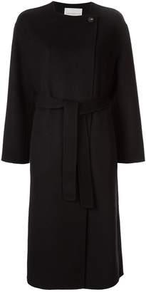 TOMORROWLAND collarless mid-length dress