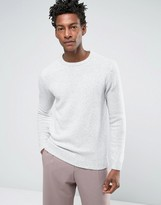 Reiss Crew Neck Knit