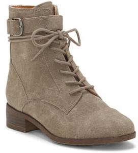 Lucky Brand Lace-Up Bootie