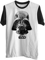Star Wars STARWARS Darth Vadar Space Face Graphic Tee