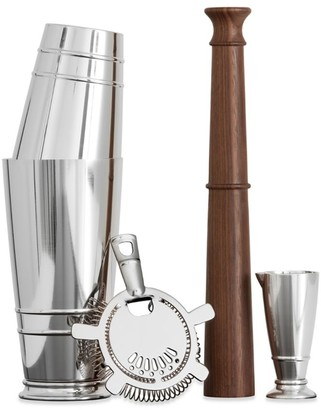 Crafthouse By Fortessa 4-Piece Shaker Set