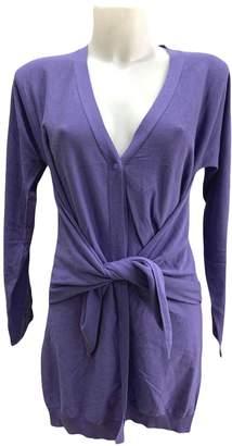 Brunello Cucinelli Purple Cotton Knitwear for Women