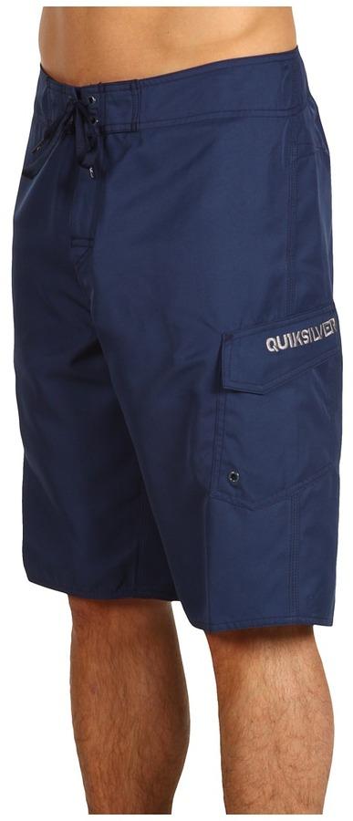 Quiksilver Manic 12 22 Boardshort (Navy) - Apparel