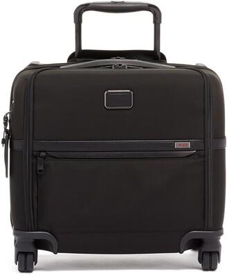 Tumi Alpha 3 Collection Compact 4-Wheel Laptop Briefcase