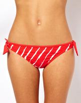 Esprit Glass Print Hipster Bikini Bottom