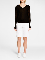 DKNY V-Neck Sweater