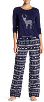 Joe Fresh Printed Flannel Pant