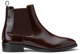Jonak Dwain Chelsea Ice Leather Boots