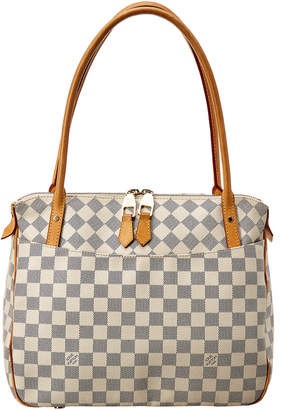 Louis Vuitton Damier Azur Canvas Figheri Pm