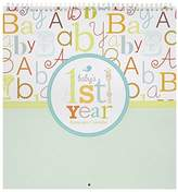 Gibson C.R. Kids First Year Keepsake Calendar
