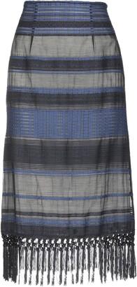 Garage Nouveau 3/4 length skirts
