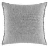 Nautica Nautical Bronwell Fringe Pleated Accent Pillow