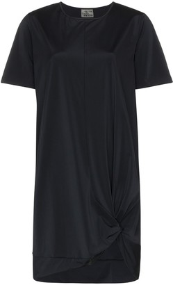 Charli Cohen Cipher longline stretch T-shirt