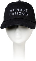 Nasaseasons Almost Famous Baseball Cap