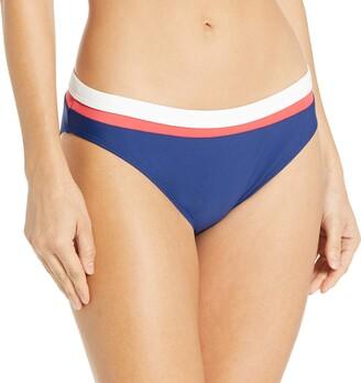 Next Women's Alignment Banded Retro Swimsuit Bikini Bottom