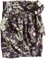 Isabel Marant Silk mini skirt