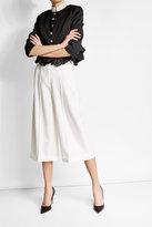Alexander McQueen Wool Culottes