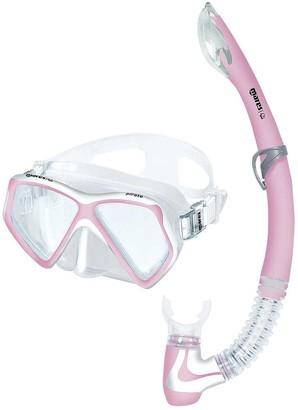 Mares Pirate Coral Junior Snorkel Set Pink L / XL