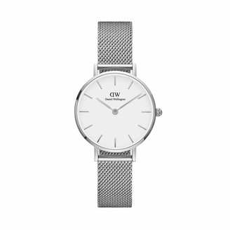 Daniel Wellington Unisex Adult Analogue Quartz Watch with Stainless Steel Strap DW00100220