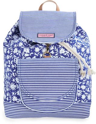 Vineyard Vines Otomi Print & Stripe Daypack