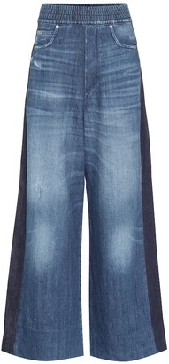 Golden Goose Sophie high-rise flared jeans
