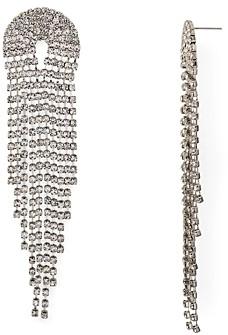 Aqua Circle Dangle Drop Earrings - 100% Exclusive