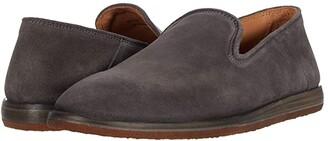 John Varvatos Collection Algiers Slip-On (Lead) Men's Shoes