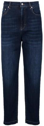 Dolce & Gabbana Straight-Leg Denim Jeans