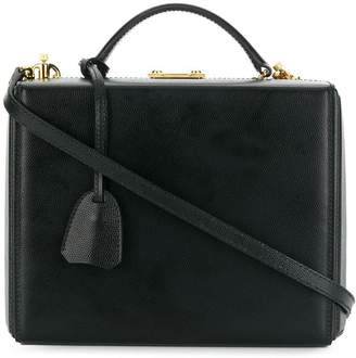 Mark Cross top handle box bag