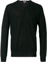 Lanvin v-neck sweater - men - Wool - M