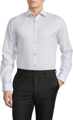 John Varvatos Slim Fit Stretch Dress Shirt