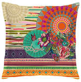 Desigual Tribal Galactic European Pillowcase