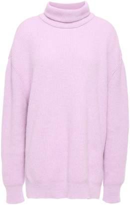 Nanushka Angora-blend Turtleneck Sweater