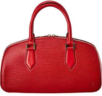 Louis Vuitton Red Epi Leather Jasmin