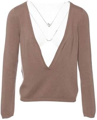 Marni Brown Cashmere Knitwear