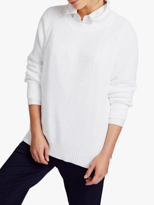 NRBY Annie Cotton Crew Neck Sweater