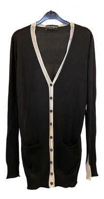 Dolce & Gabbana Black Cashmere Knitwear