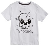 Volcom Boy's Break Graphic T-Shirt