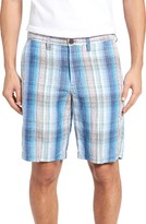 Tommy Bahama Men's Big & Tall Corfu Plaid Shorts