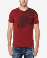 Buffalo David Bitton Men's Splatter Logo-Print T-Shirt