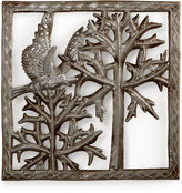 Heart of Haiti Recycled Metal Au Nature Wall Art