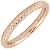 Simply Stacks Sterling 18K Rose Gold-Plated 2.25mm Ring