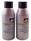 Pureology Precious Oil Travel Set: Shampoo 1.7 Oz & Conditioner 1.7 Oz