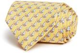 Salvatore Ferragamo Windsurfer Bear Classic Tie