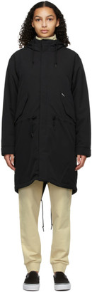 Carhartt Work In Progress Black Addison Coat