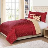 Bed Bath & Beyond Lattice 5-Piece Reversible Quilt Set