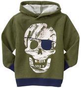 Gymboree Skull Hoodie