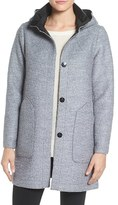 Vince Camuto Women's Bonded Boucle Wool Coat