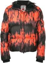 Kru hooded puffer jacket