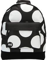 Mi-Pac Polka XL Backpack, Black/White